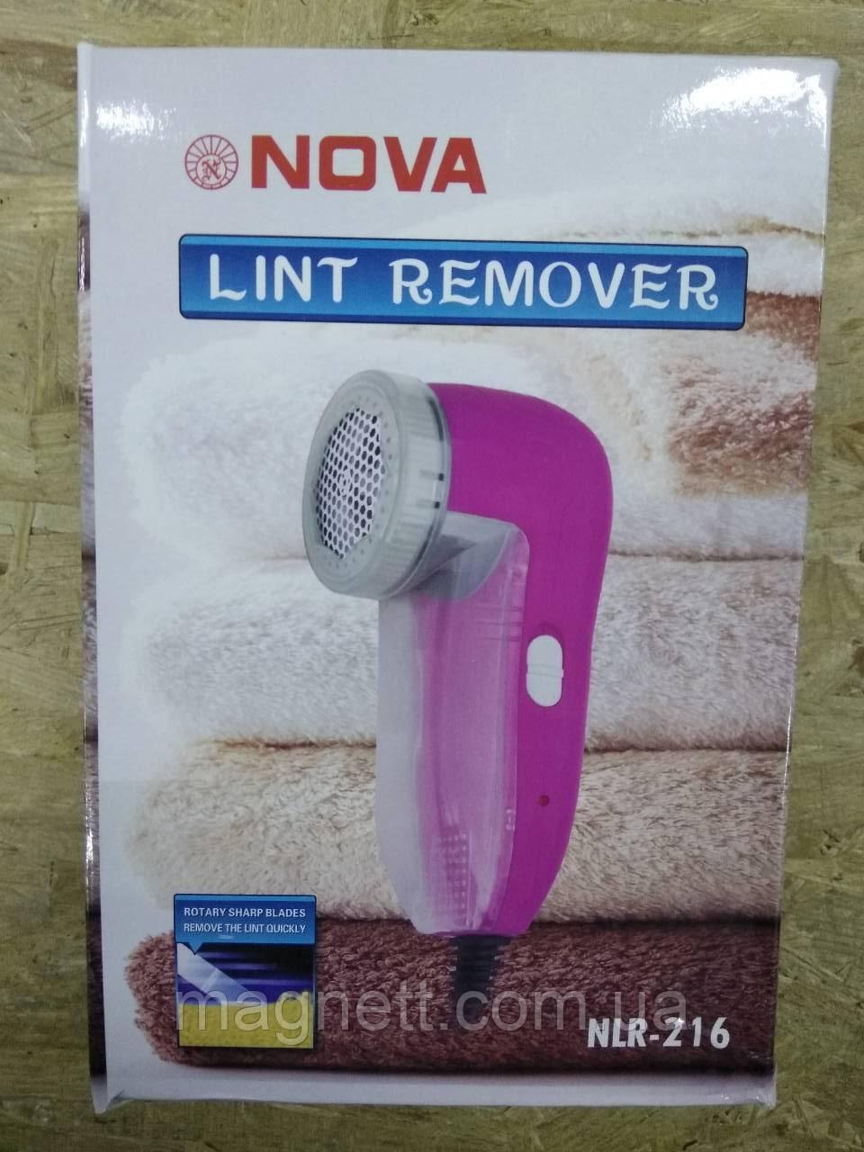 Машинка для удаления катышков Nova Lint Remover NLR-216