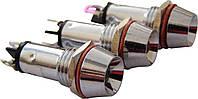 Светосигнальная арматура AD22C-10 зеленая  220V AC