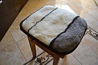 Накидка на стул с овчины