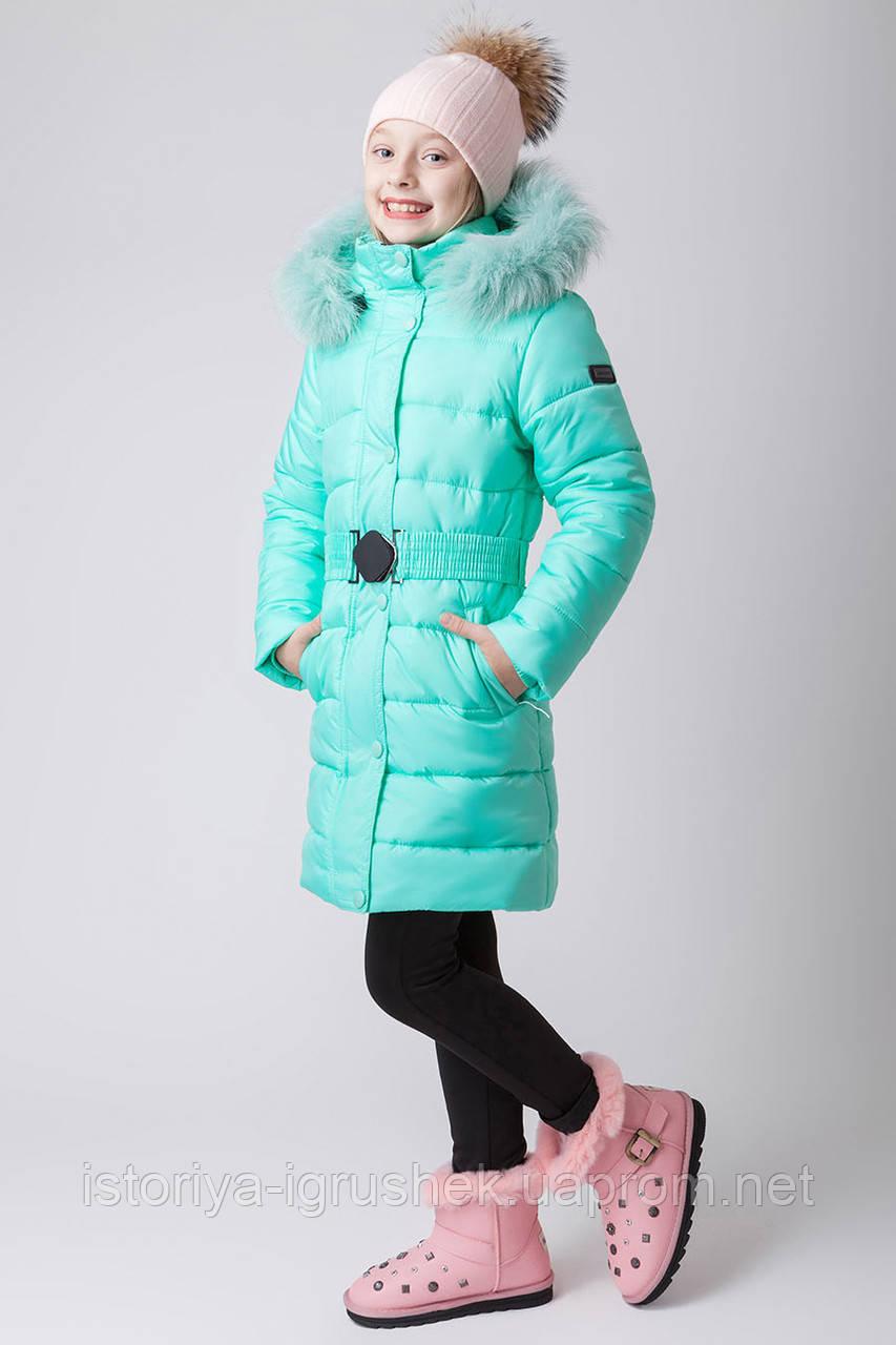 Зимняя куртка для девочки ZKD 1 в ассортименте