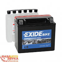 EXIDE 6СТ-10Аз (ETX12-BS)