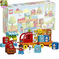 Конструктор LEGO DUPLO Оригинал Мой первый грузовик Лего Duplo My First  10818