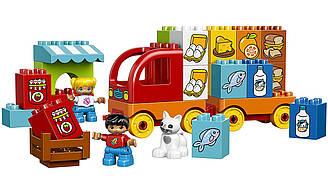 Конструктор Лего Дупло Оригинал Мой первый грузовик LEGO DUPLO Duplo My First  10818