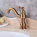 Смеситель для раковины Aquaroom бронза кран для умывальника в ванную в душ, фото 3