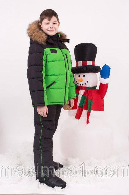 Зимний комбинезон для мальчика КМР 1 в ассортименте