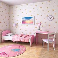 """Кровать подростковая + для девочки """" Адель"""" 70х140"""