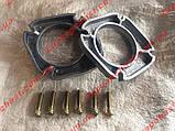 Комплект удлинителей передней подвески проставки Lanos Sens Ланос Сенс (2 проставки и 6 шпилек), фото 4