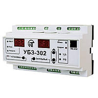 Универсальный блок защиты электродвигателей  НОВАТЕК УБЗ-302 (УБЗ-302)