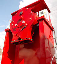 Зернодробилка универсальная ДКУ (измельчитель зерна, кукурузи, сена, соломы) 30 кВт, до 4800 кг/час, фото 2