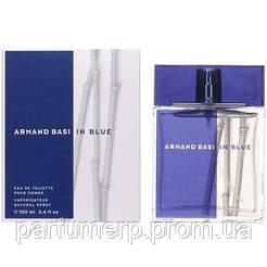 Armand Basi In Blue 100ml, Мужские, Туалетная Вода, Интернет-Магазин Parisparfum.com.ua  - Оригинал!!!