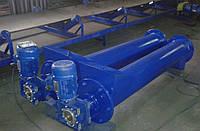 Шнековий транспортер для зерна, тирси, цемента