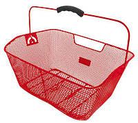 Кошик M-Wave на багажник з сітки, червоний (A-PZ-0590)