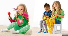 Детские хлопковые колготки, лосины, гамаши