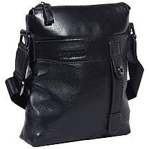Мужская сумка из 100% натуральной кожи Tofionno TF00619-20911, фото 2
