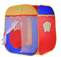 Детская игровая палатка волшебный домик 3003