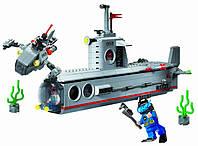 Конструктор Брик Подводная лодка серия Combat Zone