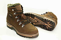 Ботинки Clubshoes (20) коричневые (100% шерсть)