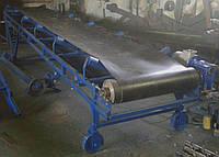 Стрічковий конвеєр (транспортер) на колесах, КСП