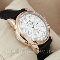Механические мужские  наручные стильные   часы Patek Philippe Geneve (Патек Фиипп)