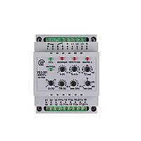 Универсальный блок защиты электродвигателей  НОВАТЕК УБЗ-301 (УБЗ-301 10-100 А)