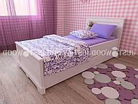 Детская Кровать Ариэль 90*190 (с ящиком)