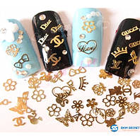 Фігурки для дизайну нігтів