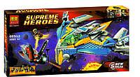 Конструктор Bela аналог LEGO Super Heroes 665 деталей арт. 10251