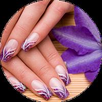 Набор для печати на ногтях в домашних условиях