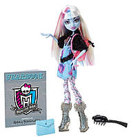 Эбби Боминейбл оригинальная кукла Монстер Хай серия День Фотографии, Monster High Picture Day Abbey Bominable