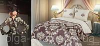 Комплект постельно белья ТМ Романтика В.Зайцева (евро, полуторный, двойной, семейный, постельное белье)