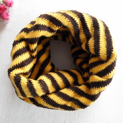 купить детский вязаный шарф хомут в мариуполе от компании наша