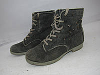 GRACELAND _стильные ботиночки под джинс _ 38р_ст.24см Н65