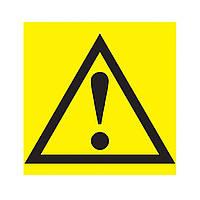 Символ IEK молния желтый (YPC30-MOLNI-4-096)