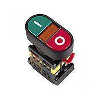 Кнопка IEK APВВ-22N Пуск-Стоп неон (BBD11-APBB-K51)