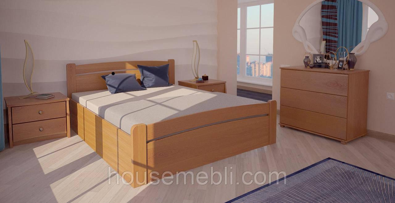 Кровать ХМФ Сидней-2 с механизмом (90*190)