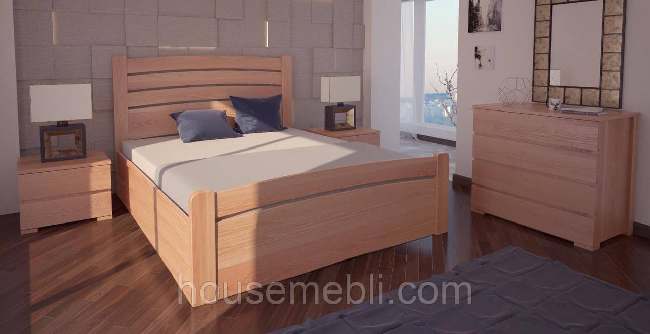Кровать ХМФ Сидней-3 с механизмом (140*200)