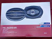 Автомобильная акустика, овальные колонки TS-A6994R