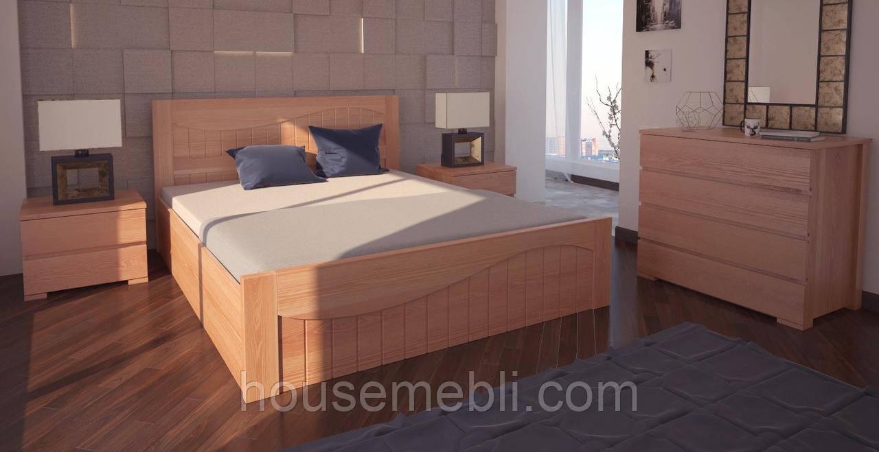 Кровать ХМФ Марсель с механизмом (120*200)