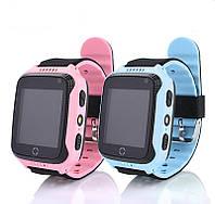 Детские смарт часы-телефон Q528 Y21 с GPS, камерой, фонариком и игрой