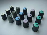 Ручки потенциометров пульта Soundcraft EFX8, EFX12, mFX8i, mFX12i
