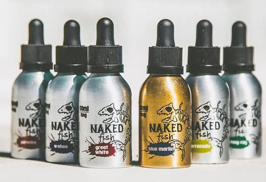 Жидкость для электронных сигарет Naked Fish 50ml