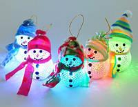 Гирлянда на елку Снеговички LED 20