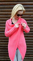 Кардиган женский вязанный, свитер женский , размеры 46-50, Украина