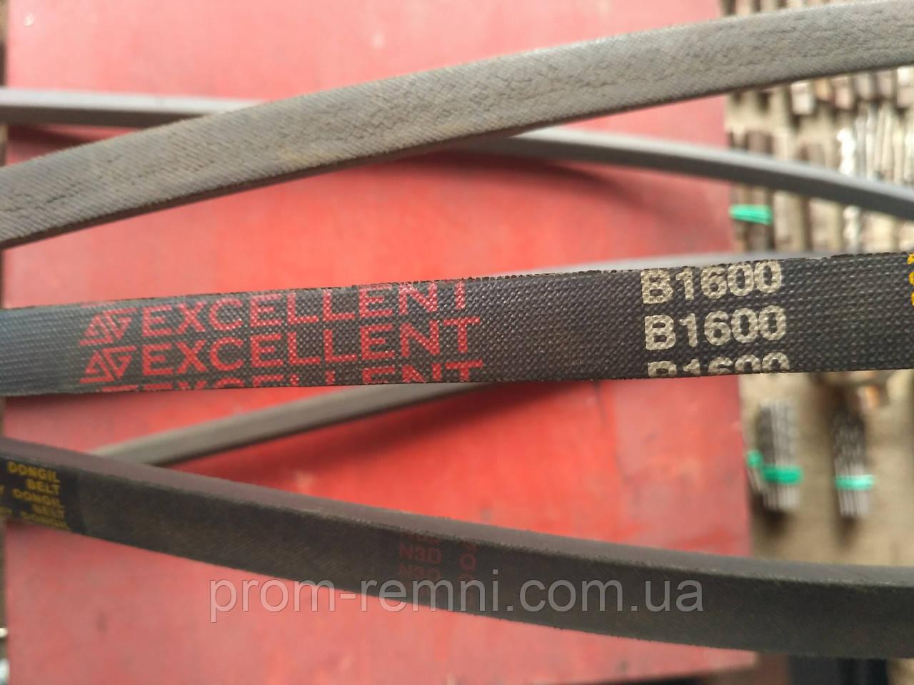 Приводной ремень 1600мм B(Б)-1600 Excellent