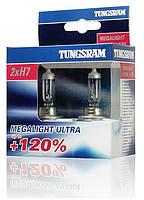 Автолампы 12V TUNGSRAM H7 Megaligt Ultra +120%