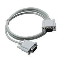 Модемный кабель RS232 DB9 COM папа-папа 1.4м