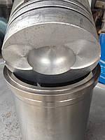 Гильза с поршнем КАМАЗ (поршень- 444, без рассекателя), Р1 740.1000128, фото 1