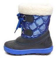 Красивые зимние сапожки для детей  Demar Furry 26-27 (18 cm)