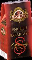 """Чай черный Basilur Избранная классика """"Английский завтрак"""" картон"""
