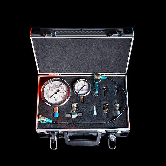 Измерительные приборы и соединения